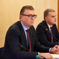 Gvozdenović na sjednici Odbora