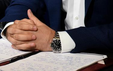 "Na ruci ""Rolex"" od par hiljada eura: Baković"
