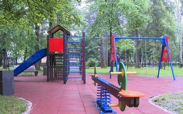 Dječije igralište na Cetinju