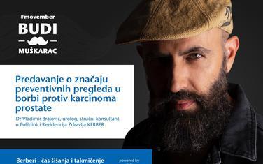 Movember je zaživio i u Crnoj Gori