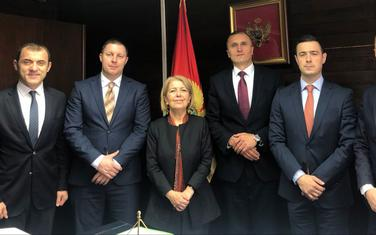 Turska ambasadorka sa čelnicima Opštine Kolašin