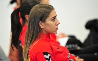 Ivona Pavićević na današnjoj pres konferenciji
