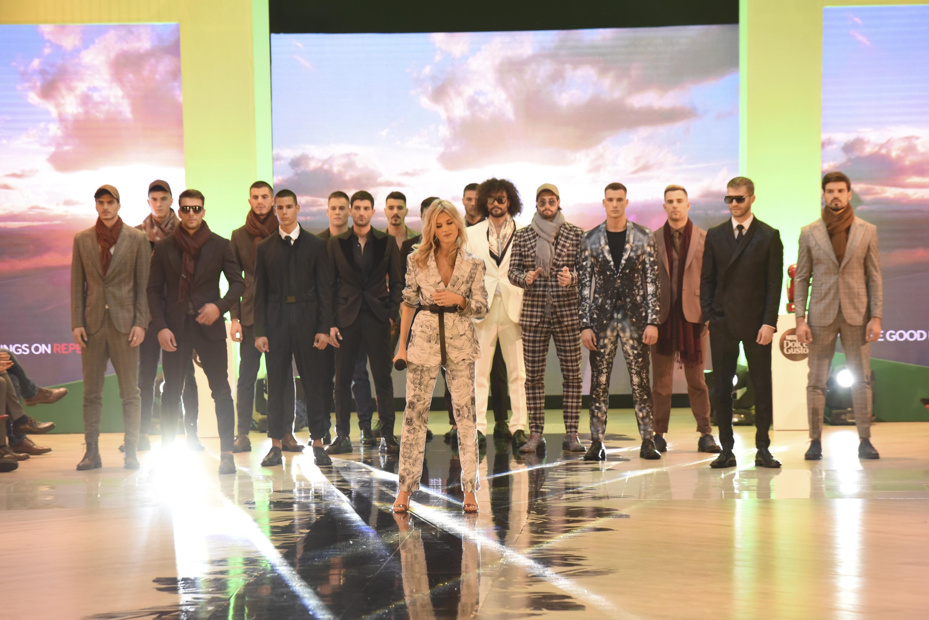 Nevena Božović na Montenegro Fashion Weeku