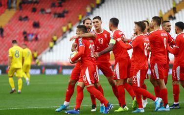 Fudbaleri Srbije igraće u plej-ofu protiv Norveške
