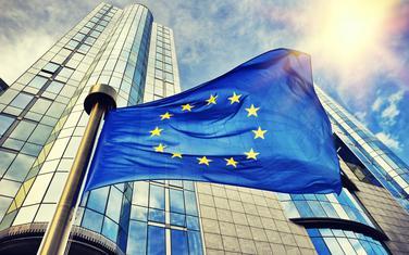 Zastava EU (Ilustracija)