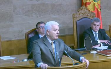 Marković u Skupštini
