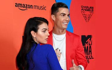 Ronaldo i Georgina