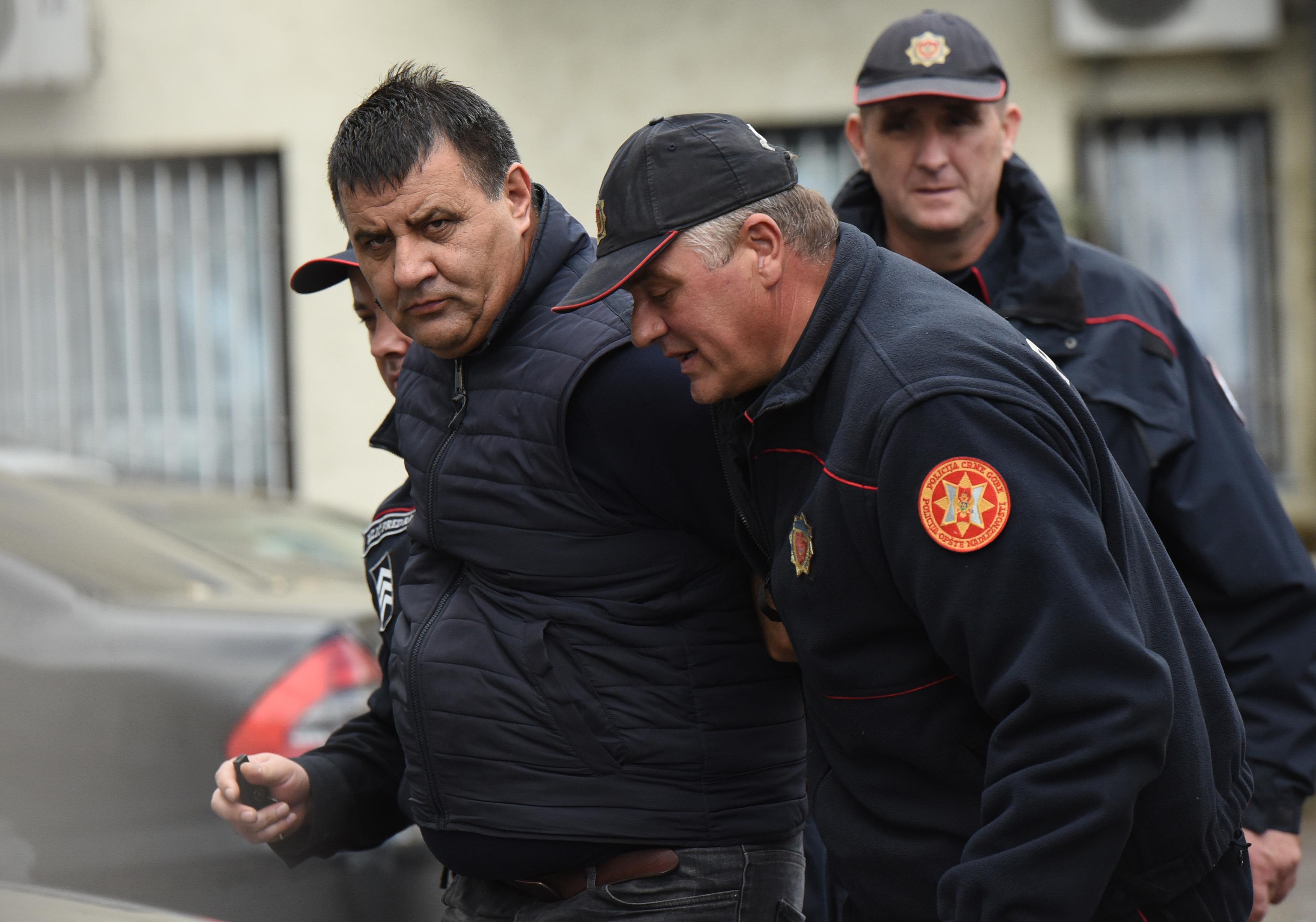 Osumnjičeni za krijumčarenje azila