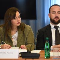 Na odboru nije bilo: Daliborka Pejović i Andrija Nikolić