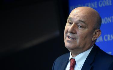 Ministar finansija Darko Radunović