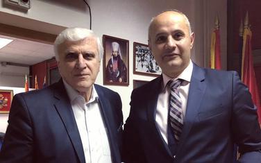 Sa sastanka u Skoplju