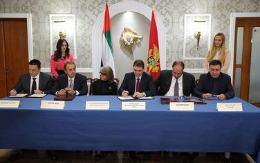 Sporan kredit iz arapskog fonda?: Sa potpisivanja ugovora