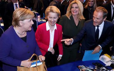 Tusk je prvi lider EPP iz istočne Evrope