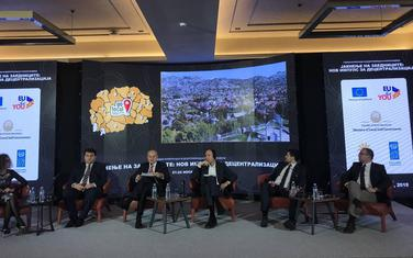Sa konferencije u Skoplju