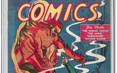 Kupac stripa želio da ostane anoniman