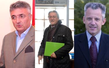 Vlahović, Kaluđerović i Perović