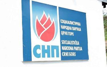 Socijalistička narodna partija Crne Gore