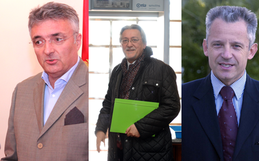Vlahović, Kaluđerović i Perović postupili mimo zakona