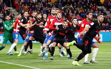Sa meča Granada - Atletiko