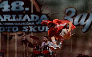 Ubuduće nastupi više rejv nego rok: Manitou na Zaječarskoj gitarijadi
