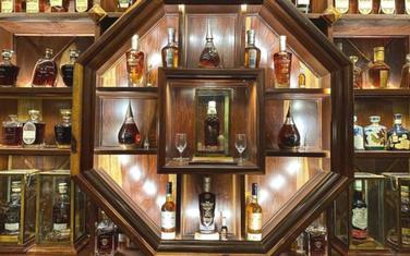 Najvrednija kolekcija viskija