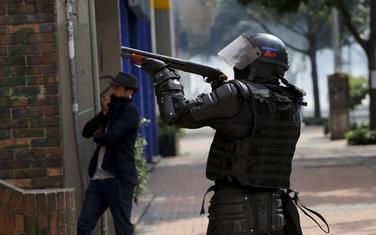 Policijski čas u Bogoti