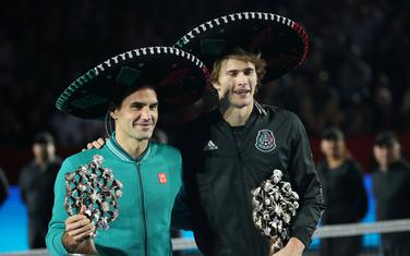Federer i Zverev