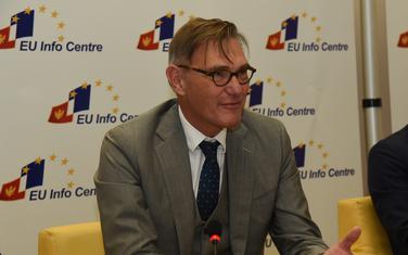 Evropska perspektiva za region postoji: Veber