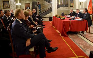 Brajović sa ambasadorima