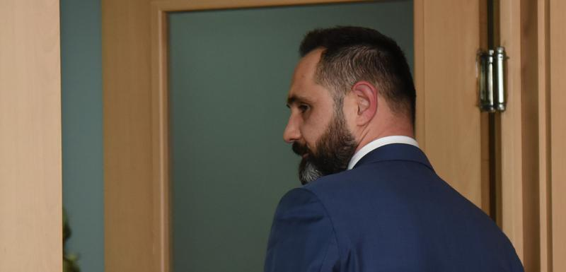 Suspendovao inspektore, pa podnio ostvaku: Radulović