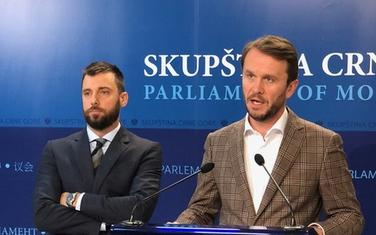 Konjević i Zeković na konferenciji