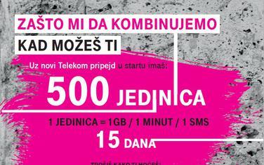 Telekom pripejd