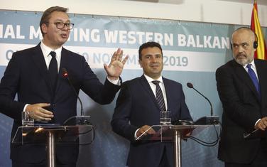 Predsjednici traže otvaranje tržišta rada: Sa samita u Ohridu
