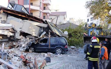 Juče u Draču nakon zemljotresa