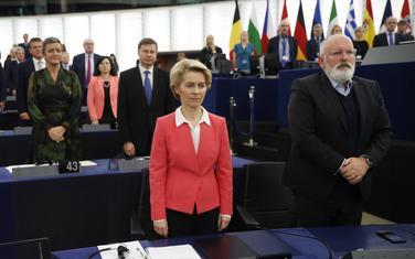 Von der Lajen u Evropskom parlamentu