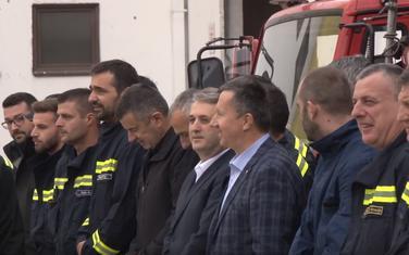 Nuhodžić danas sa vatrogascima