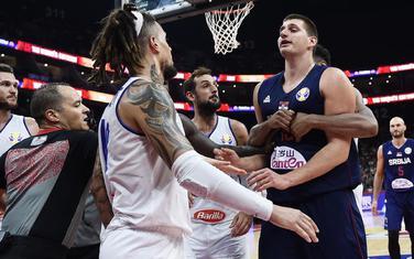 Sa meča Srbija - Italija na Mundobasketu