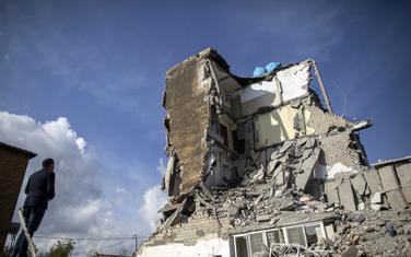 Posljedice jučerašnjeg zemljotresa