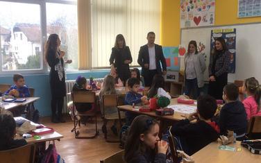"""Danas u OŠ """"Marko Miljanov"""" u Bijelom Polju"""