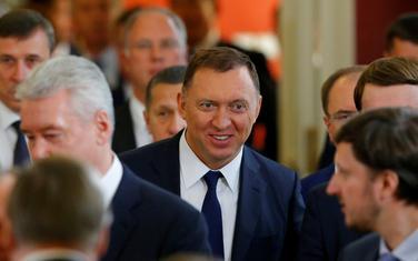 Deripaska u Kremlju u junu 2018