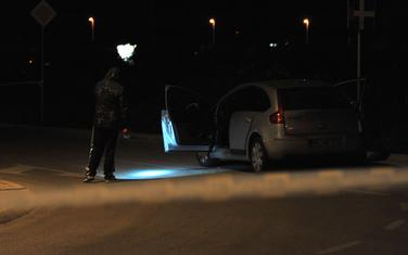 Nakon ubistva Labana ispred sportske dvorana Topolica