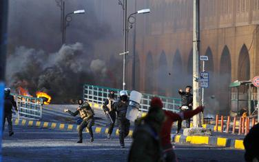 Protest odnosio sve više ljudskih života: Irak