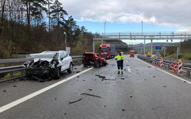 Nakon saobraćajne nesreće