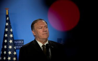 Pompeo predao zvaničnu notu Ujedinjenim nacijama