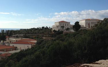 Kompleks vila na Platamunima