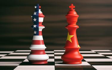 Kina ispred SAD: Ilustracija