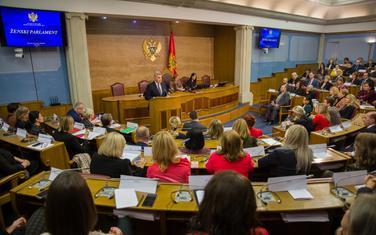 Zasjedanje ženskog parlamenta