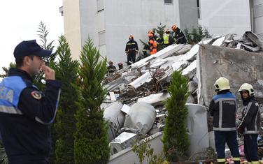 Crnogorski spasioci u Draču