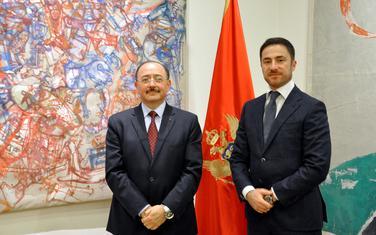 Bogdanović sa ambasadorom Meksika