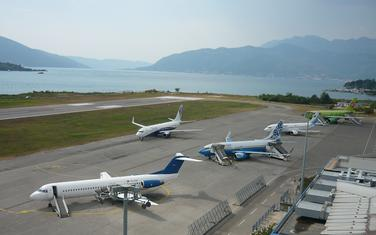 Za aerodrome u Tivtu i Podgorici prijavilo se sedam kompanija ili konzorcijuma
